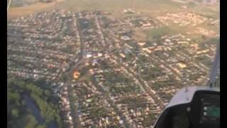 Перелет Кумертау-Оренбург