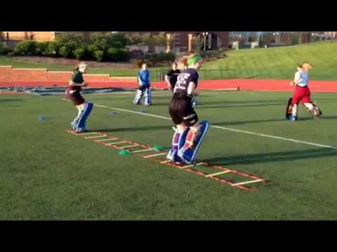 Warm Up Goalie Field Hockey Drills Videos And Sportplan