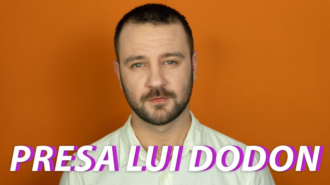 PRESA LUI DODON