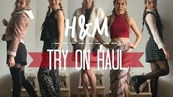 Ostosvideo - H&M Try-On Haul