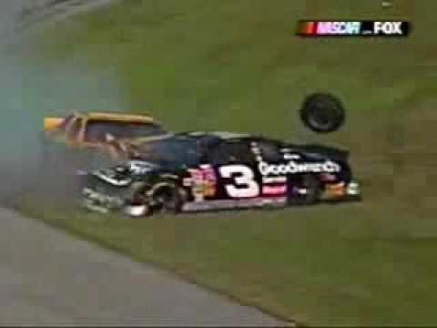 'Racing loses a giant': The death of NASCAR driver Dale Earnhardt ...