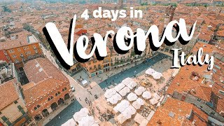4 Days In Verona, Italy // Things To See And Do.