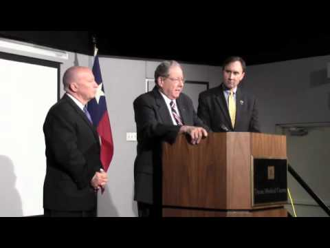 Texas Medical Center News Conference About Healthcare Challenges