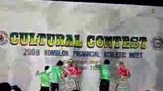 Romblon West Central School Gaway-Gaway Folk Dancers