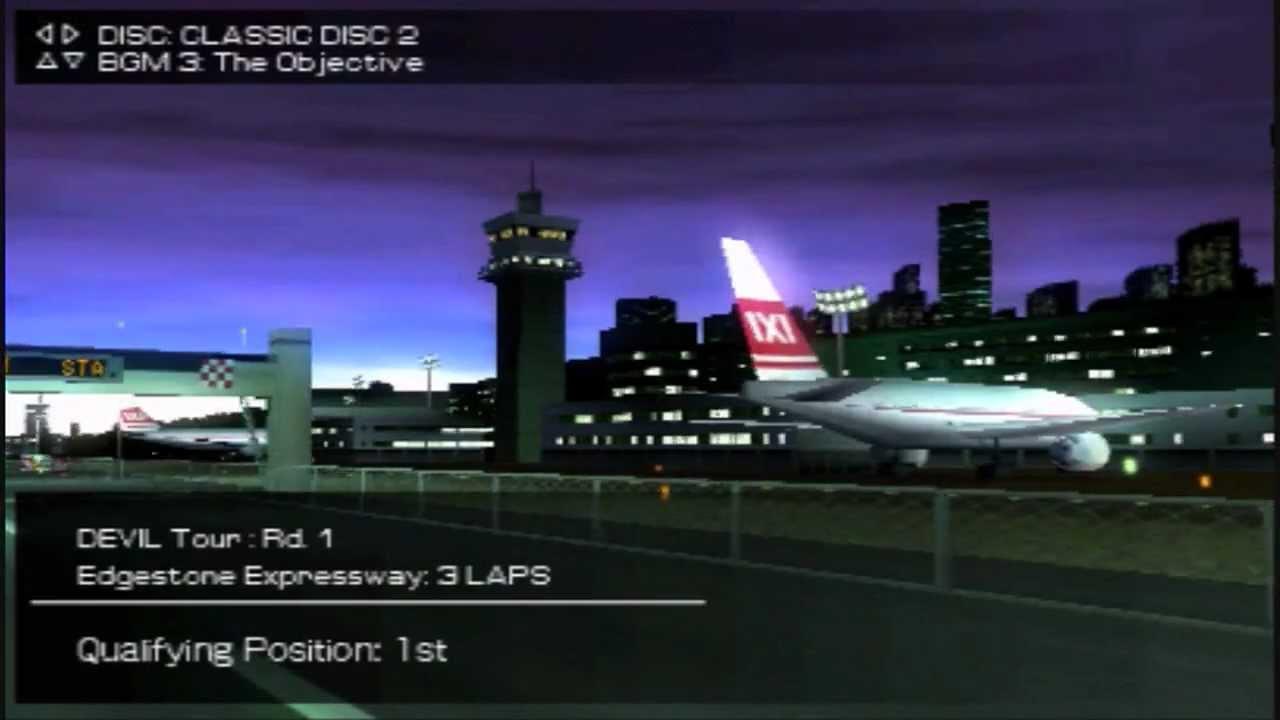 Ridge Racers 2 PSP Crinale Angelus & Ne Plus Ultra