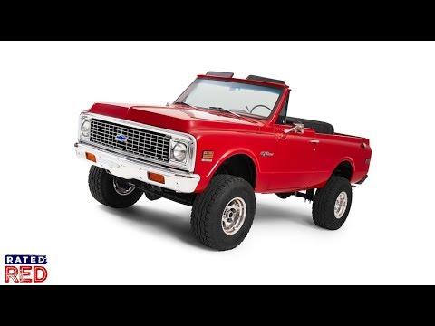 1970 Chevrolet K5 Blazer by CFB | Mod Madness