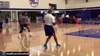 Philadelphia 76ers - day 2 of training camp! [part 2 of 2]