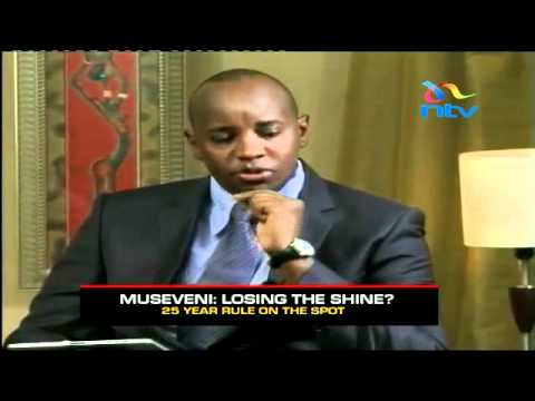 Museveni losing the shine Part 1of 2