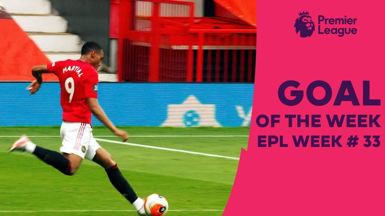 TrueSport EPL : ประตูยอดเยี่ยม พรีเมียร์ลีก สัปดาห์ที่ 33