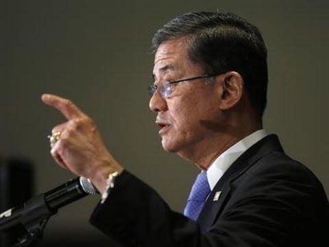 Shinseki Apologizes for VA Scandal