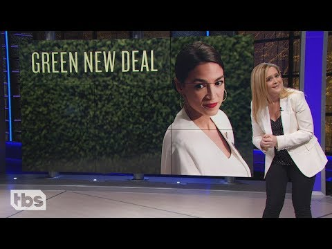 Samantha Bee Demolishes Fox News Over Ocasio-Cortez Green New Deal Meltdown