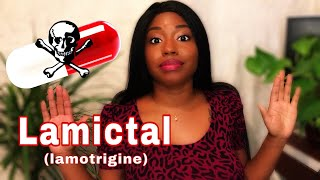 LAMICTAL (lamotrigine) Almost Killed Me! My Review and Dangerous Side Effects!