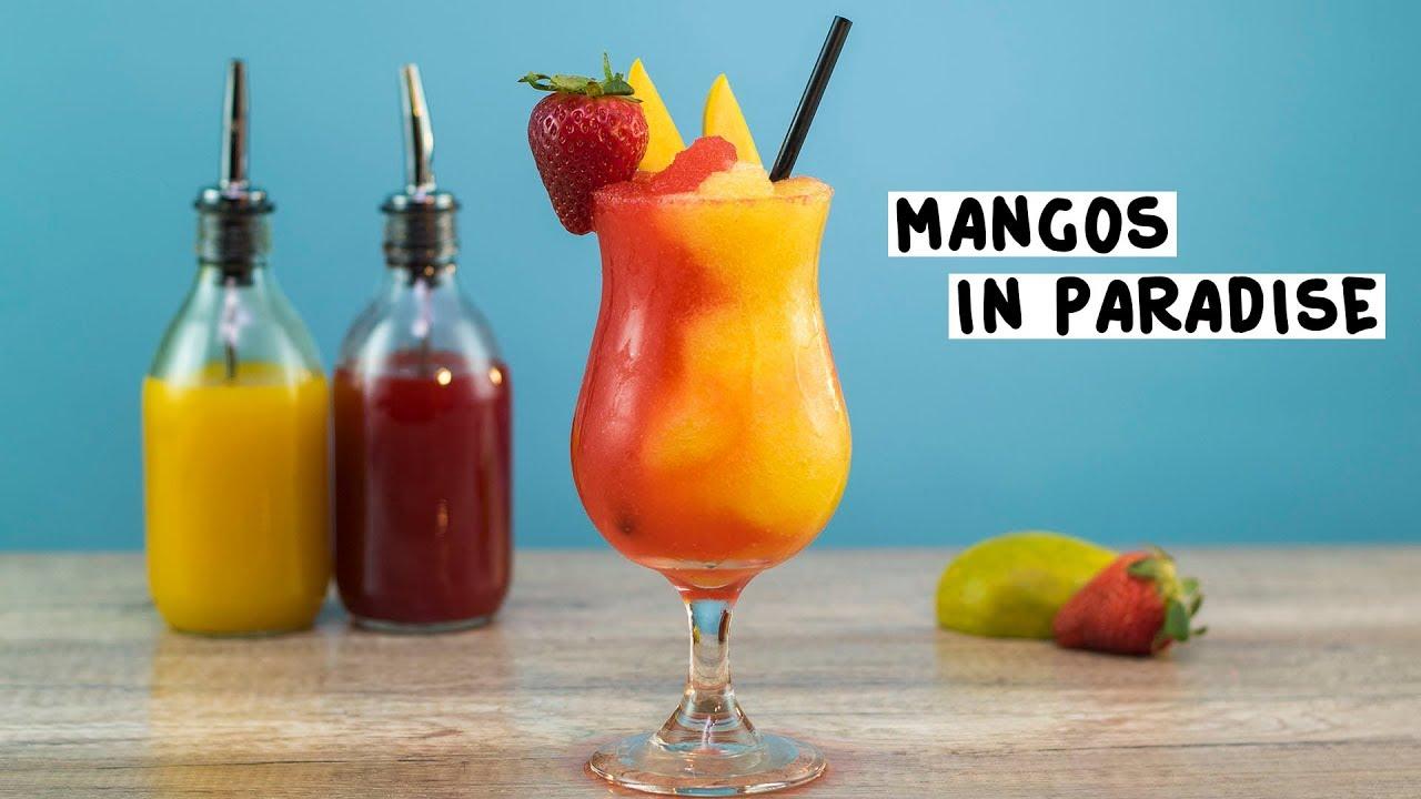 Mangos In Paradise Tipsy Bartender