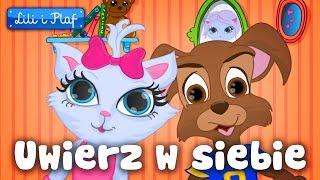 """Lili i Plaf """"Uwierz w siebie"""" - piosenka dla dzieci, dziecięce hity!"""