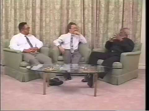 Junior Mance part 1 Interview  by Monk Rowe and Dr. Michael Woods - 7/27/1995 - NYC