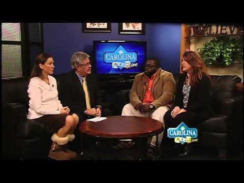 Carolina and Company LIVE 1/10/14 with Amanda Kinseth and Cecil Chandler