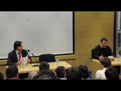 Dimitar Bechev - The End of Europe? (Balkanski-Panitza Lecture Series)