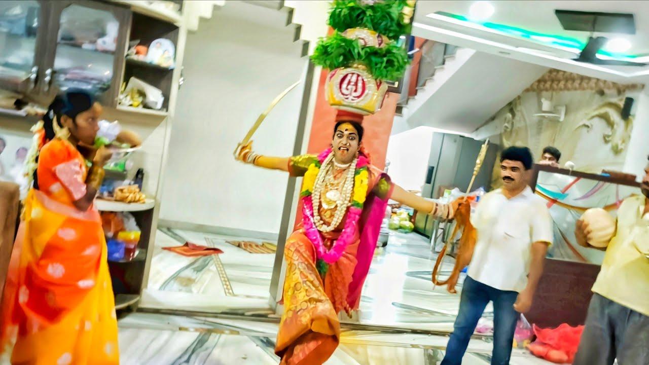 రాకేష్ బోనం అన్న పటాన్ చెరువు పటేల్ గూడా బోనాలు 2021 | PatelGuda Bonalu 2021 Rakesh Bonam anna