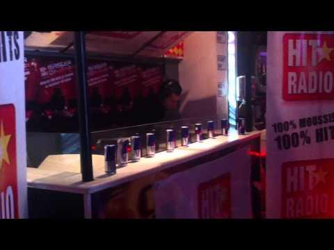 Zak Marshall @Clasico rabat, Master DJ By Hit Radio & RedBull 2014