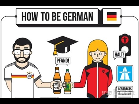 Culture Awareness | Make Me a German - BBC Documentary