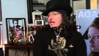 INTERVIEW - Adam Ant on his new album and come back INTER...