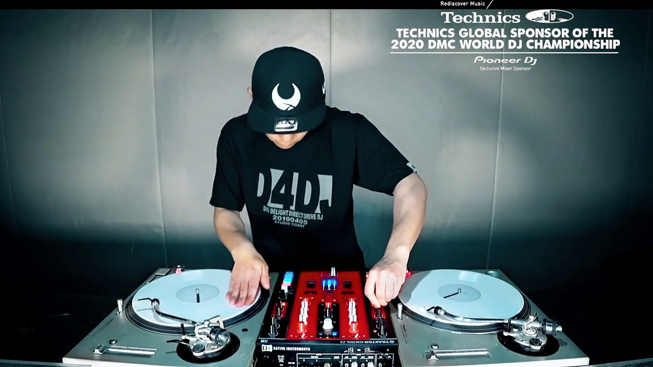 9 - 14 (JAPAN) - 2020 DMC TECHNICS WORLD DJ FINAL