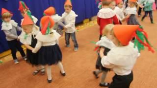 Występ artystyczny dzieci z PM nr 10