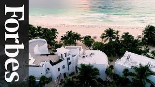 Pablo Escobar's Villa Is Now A Luxury Art Hotel | Forbes