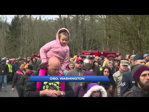Anniversary Of Deadly Landslide In Oso