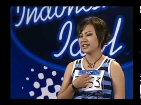 Aiu Ratna at Indonesian Idol 2 (2005)