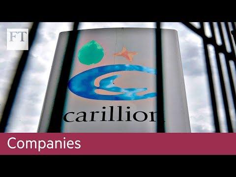 Carillion collapses into liquidation