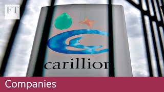 Carillion collapses into liquidation