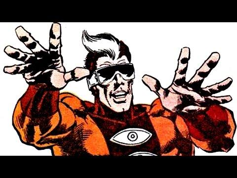 Forgotten Batman Villains: Ten-Eyed Man