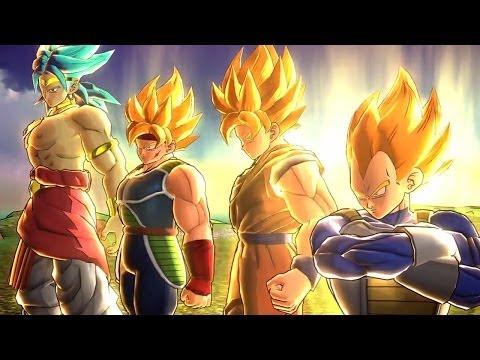 Dragon Ball Z: Battle of Z - Walkthrough Part 51 - Special Age: Noble Saiyan Blood