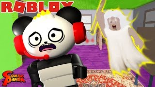 I'M SORRY GRANNY! DON'T GET ME! Let's Play Roblox Granny 2 with Combo Panda