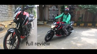 all new bajaj pulsar ns 160 full review