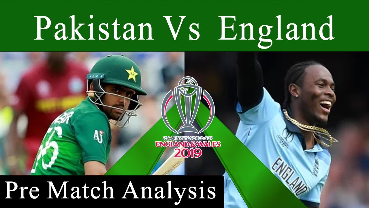 Pakistan Vs England 6th ODI Match || World Cup 2019|| Pre-Match Analysis || The Cricket Show