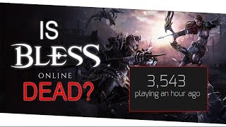 Bless Online Is Dead.. Should It Go Free To Play To Survive?