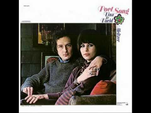Tina & David Meltzer - Lullaby [Poet Song] 1968