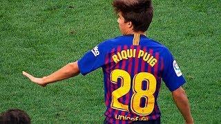 ريكي بويج Vs بوكا جونيورز - كأس غامبر || Puig Vs Boca Juniors