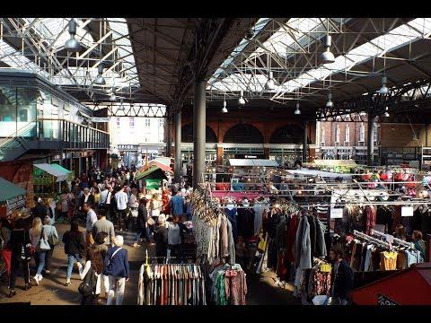Old Spitalfields Market!