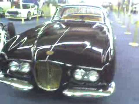 Cadillac Ghia Once owned by Rita Hayworth Travel Video