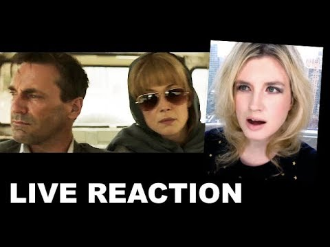Beirut Trailer REACTION
