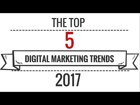 wine article Digital Marketing Trends 2017 Top 5 Trends
