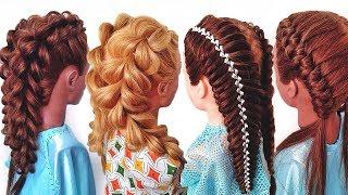 видео Причёски на выпускной 2018 для длинных волос