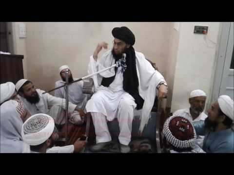 Qazi Fazl Ullah Saidu Sharif Swat Pashto Bayan 4/16/2017 Pakistan