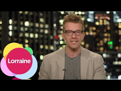 Max Beesley On Working With His Dad | Lorraine