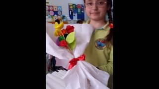 Bağlarbaşı İlkokulu 3B Sınıfı Anneler Günü Etkinliği