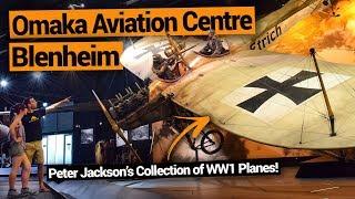 Omaka Aviation Heritage Centre in Blenheim – New Zealand's Biggest Gap Year – BackpackerGuide.NZ thumbnail