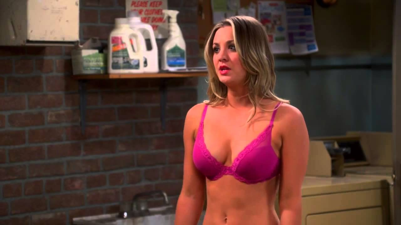 The Big Bang Theory Penny Brüste